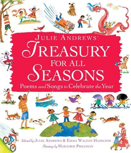 Julie Andrews' Treasury for All Seasons: Poems and Songs to Celebrate the Year]()