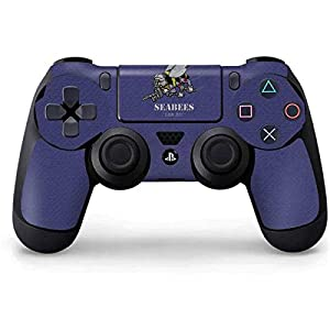Skinit Seabees Can Do PS4 Controller Skin - Officially Licensed US Navy Gaming Decal - Ultra Thin, Lightweight Vinyl Decal Protection by Skinit