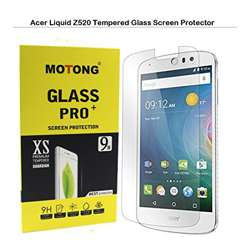 Tempered Glass Screen Protector for Acer Liquid Z520 - 1