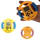 Naladoo 48 In 1 Handheld Game Console Virtual Nostalgic Steering Wheel modeling Toy Tiny Games Recreational Machines Hot Sale Electronic Xbox Birthday Gift