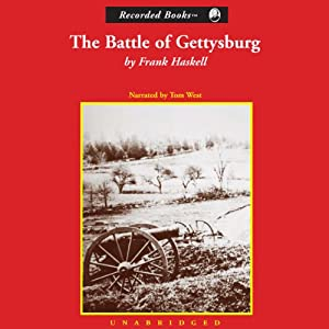 The Battle of Gettysburg Audiobook