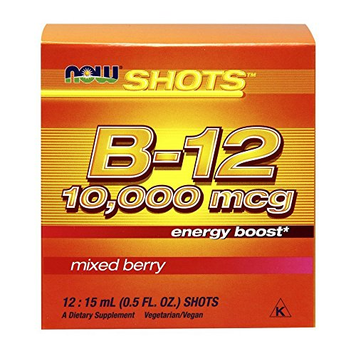 NOW Foods 000mcg Shots ounce product image