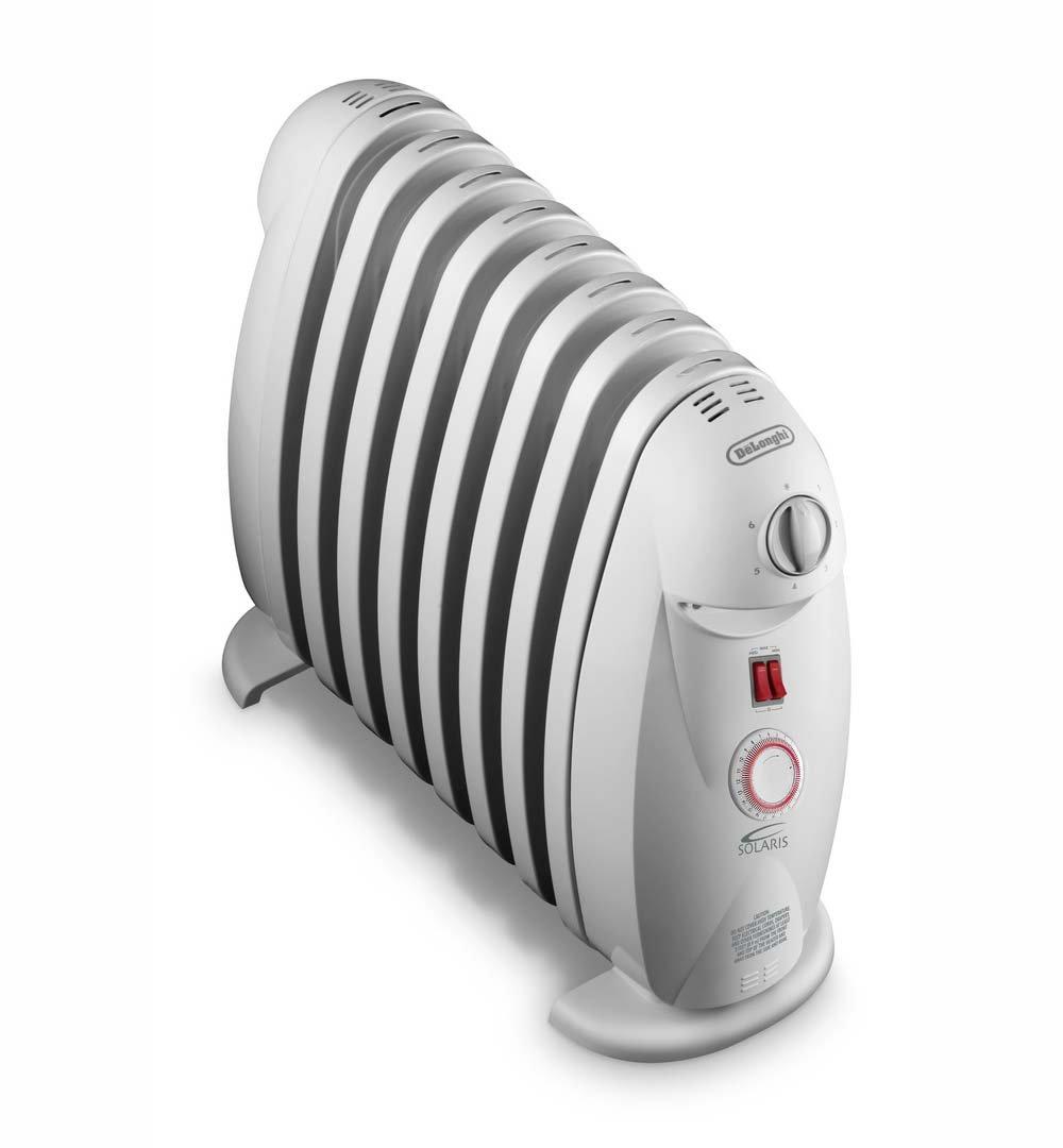 Delonghi safe heat oil filled radiator - Amazon Com Delonghi Trn0812t Portable Oil Filled Radiator With Programmable Timer Home Kitchen