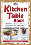 The Kitchen Table Book, , 1932470921