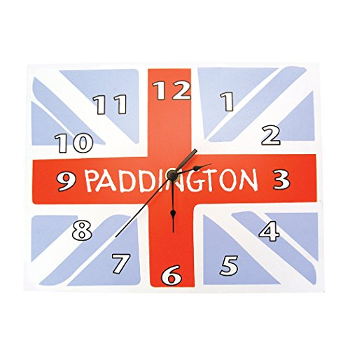Trend Lab Paddington Bear Wall Clock, Union ()