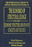 The Economics of Structural Change 9781858985527