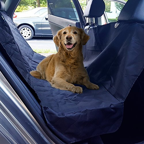 Cheap Dog Car Seat Cover Universal Size Waterproof Quilted Comfort Non Slip Easy Install Pet Travel Vehicle Bench Hammock