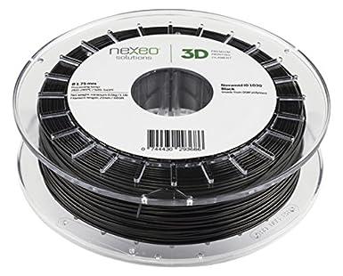 PA Nylon NOVAMID ID 1030 Negro 1.75mm 500gr Filamento Impresión ...