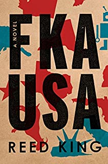 Book Cover: FKA USA: A Novel