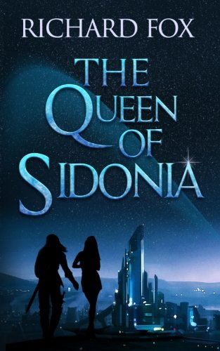 book cover of The Queen of Sidonia