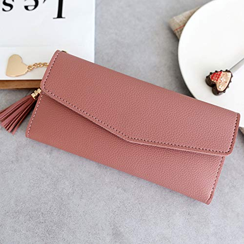 LZTY Wallet Women Wallet Fahion Purse soft wallet Women purse long elegant female wallet big capacity new