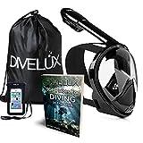 DIVELUX Snorkel Mask - Original Full Face