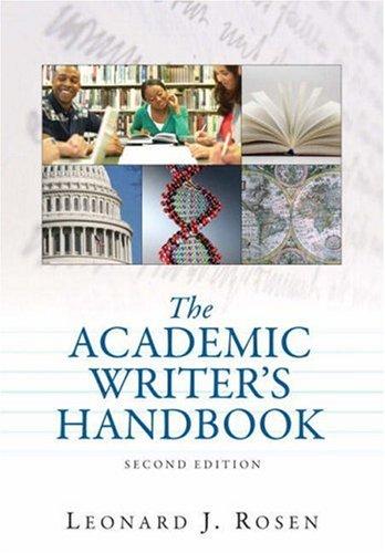 The Academic Writer's Handbook, 2nd Edition