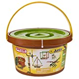 [Mechano] Meccano Erector Junior 100 Pieces Bucket 6024797 [parallel import goods]