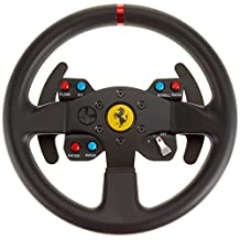 Thrustmaster Ferrari GTE Racing Wheel Add-on for PC & PS 3 - Black