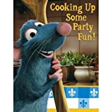 Ratatouille Invitations w/ Env. (8ct)