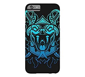 2013 Seal iPhone 6 Plus Black Barely There Phone Case - Design By Humans