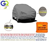 Good Quality' Popular Pattern Design D Fabric Car External Body Cover for Toyota Fortuner/Endevaour/Tata Hexa/Pajero/Landcruiser/Audi Q7