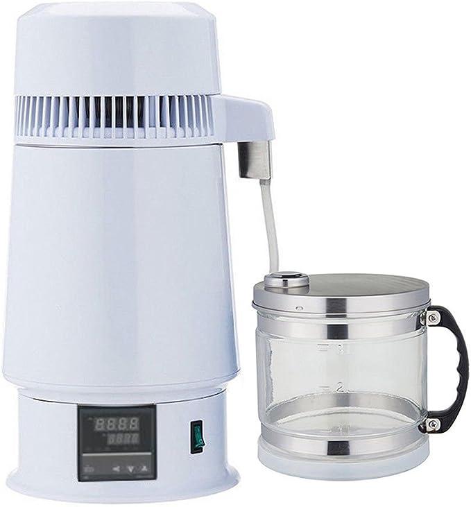 4 litros de agua pura para el hogar Destilador de alcohol ...