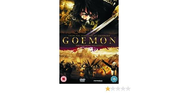 Goemon [DVD] [2009] by Arashi Fukasawa: Amazon.es: Royal ...