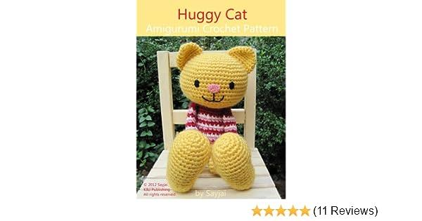 Yoga Cat (Crochet Amigurumi) | 315x600