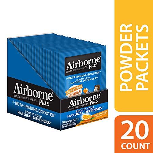 Airborne Beta Immune Booster Packets Supplement