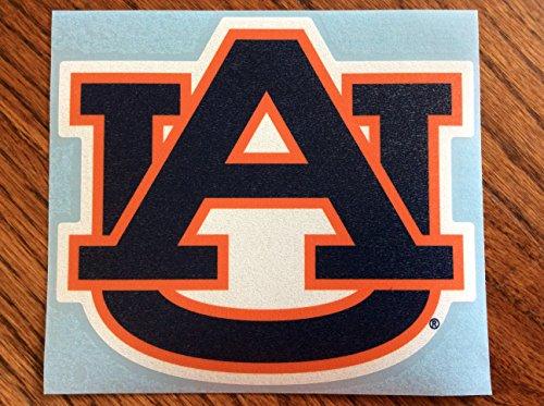 Auburn Tigers Vinyl Sticker 4