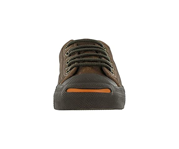 2c8e9994cc4d Converse Men S Jack Purcell Otr Leather Ox Casual Shoe Brown (6)   Amazon.co.uk  Shoes   Bags