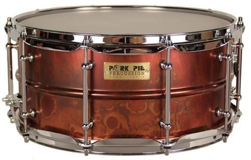 Pork Pie Pork Rub Snare Drum