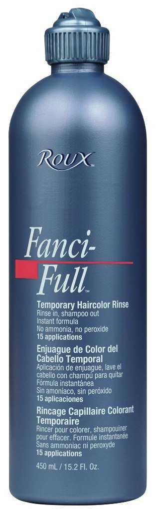 Roux Fanci-Full Temporary Hair Color Rinse - #16 - Hidden Honey 15 oz. (Pack of 2)