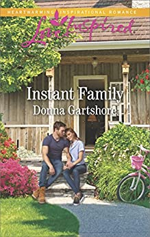 Instant Family (Love Inspired) by [Gartshore, Donna]