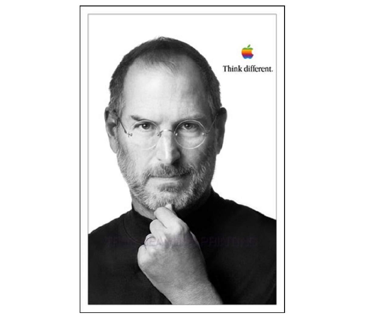 c7262f752a9 Amazon.com: Steve Jobs Poster,