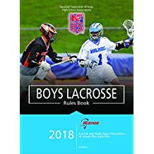 2018 NFHS Boys Lacrosse Rules Book