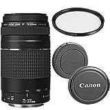 Canon EF 75-300mm f/4-5.6 III Telephoto Zoom Lens (Certified Refurbished)
