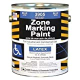 Zone Marking Paint, Handicap Blue, 1 g