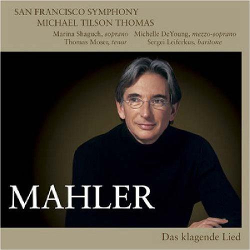 SACD : Michael Tilson Thomas - Das Klagende Lied (SACD)
