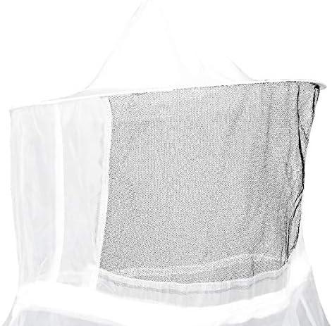 (アゴキー)Agoky 養蜂用 防護服 蜂の巣 駆除 蜂防護服 プロ防護服 害虫駆除 蜂 駆除 ぶよ 蚊 対策 虫よけ 養蜂 草刈り ガーデニング