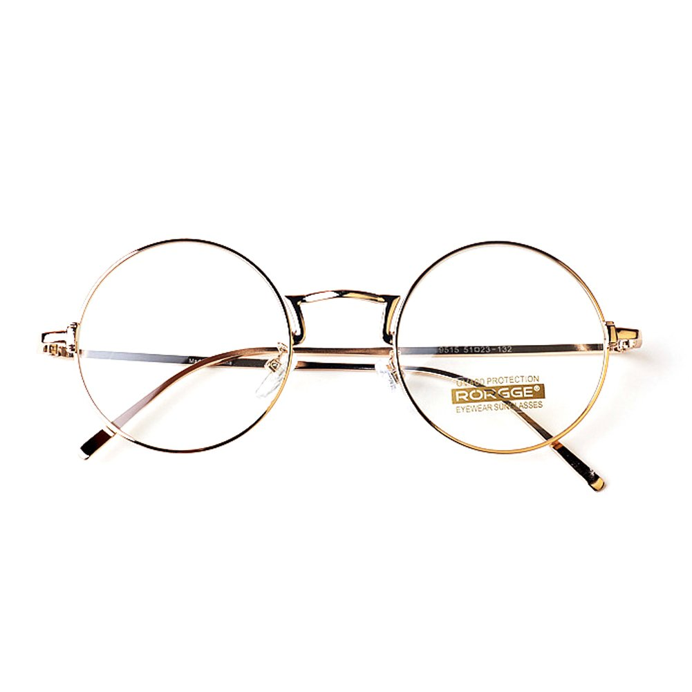 63333705180cef 1920s Vintage Oliver rétro lunettes rondes 9515 Gold cadres Classic Eyewear