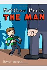 Matthew Meets the Man Hardcover