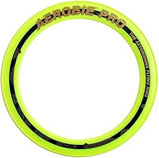product image for Aerobie Superflight Pro Flying Ring, Yellow