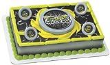 Tmn Turtles Disk Launcher & Case Decoset