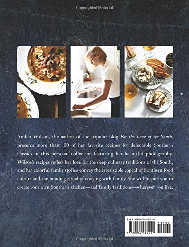For the Love of the South: Recipes and Stories from My Southern Kitchen by Harper Design (Image #2)