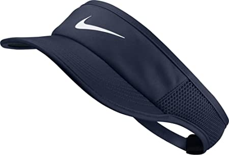 185284eba50b9 Women s NikeCourt Aerobill Tennis Visor  Amazon.co.uk  Clothing
