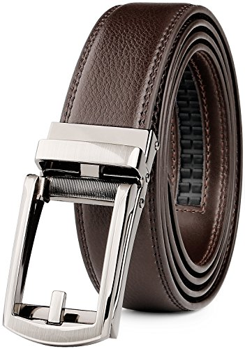 WERFORU Leather Ratchet Perfect Automatic
