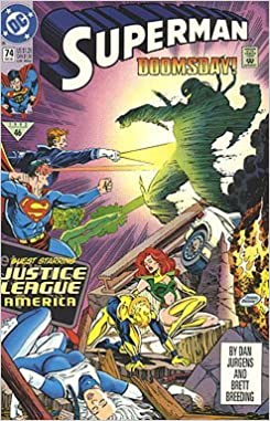 doomsday dc comics first appearance