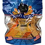 KONA'S CHIPS Line of Life Cod Jerky (3 oz) Review