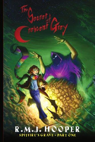 The Secret of Crescent Grey: Spitfire's Grave Part One