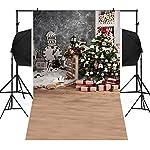Dirance Christmas Theme Photo Backdrops 3x5ft, Photo Backgrounds for Photo Studio Weddings Party