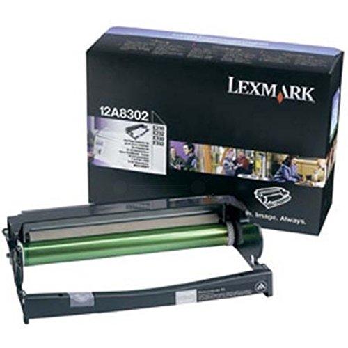 LEXMARK 12A8302 12A8302 Photoconductor Kit, Black
