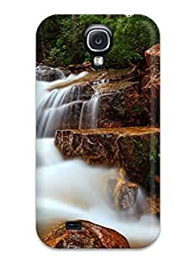 Galaxy S4 Cover Case - Eco-friendly Packaging(waterfall)